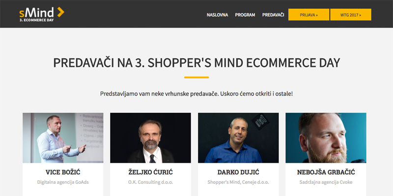 Shopper's Mind Ecommerce Day 2017