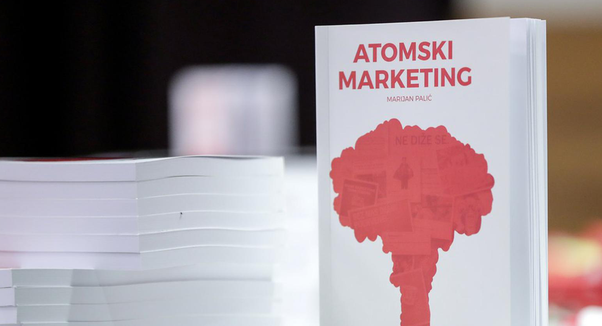 Atomski marketing – Kako uz Google Ads prodati 300 knjiga u 48 sati?